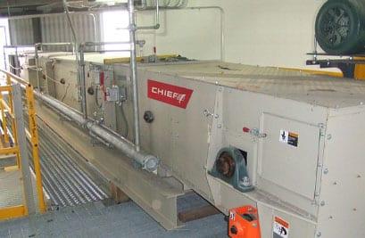 Chief Enclosed Conveyor